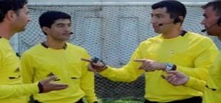 Таджикские арбитры оснащены системой радиосвязи и флажками бип-системы