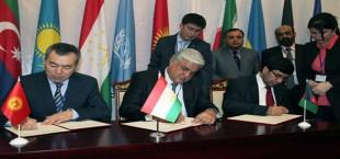 Таджикистан принял участие во втором Азиатском форуме министров транспорта