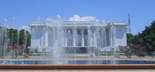 В Душанбе видоизменят фонтан на Оперке