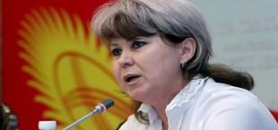 Кыргызский депутат предложила закрыть воздушное пространство для Таджикистана
