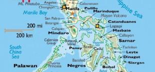 На Филиппины обрушился самый мощный тайфун в истории