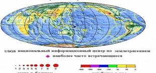 Таджикистан в воскресенье вновь трясло