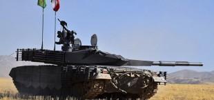 iranian tank Karrer 029