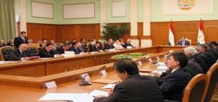 Вчера состоялось очередное Заседание Правительства республики