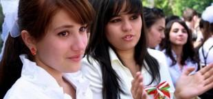В Таджикистане последний звонок прозвенит 7 июня