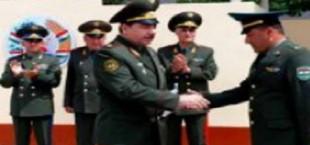 Министр обороны Таджикистана поздравил пограничников страны с праздником