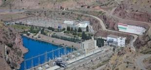Установка третьего колеса турбины Нурекской ГЭС затянулась