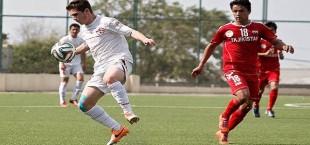 Кубок Каспий-2014: юноши Таджикистана уступили в полуфинале туркам и сыграют за третье место с Азербайджаном