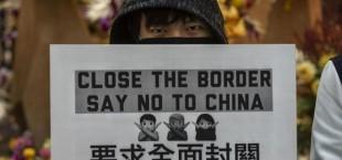 no to china