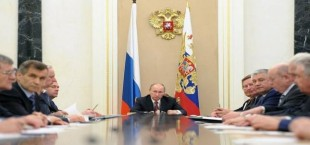 Путин: Экономическое и социальное благополучие в странах Средней Азии зависит от тесной интеграции