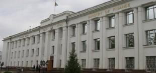 Двум работникам минфина Таджикистана вручены медали за заслуженную службу