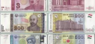 Нацбанк Таджикистана ввёл в обращение свыше 260 млн. сомони наличности