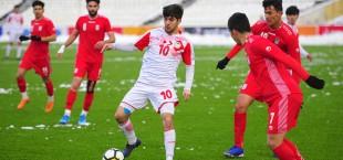 tajikistan iran u19 second match 1