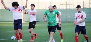 tajikistan training before match jordan31 1