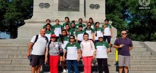 tajikistan womens team usa