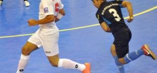 Сборная Таджикистана по футзалу уступила команде Кувейта