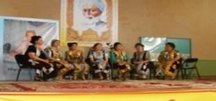 В Кыргызстане прошло мероприятие, посвященное 600-летию Абдурахмана Джами