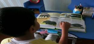 «Детская и подростковая энциклопедия» - самая раскупаемая в Таджикистане