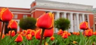 Столица Таджикистана превратилась в город-сад