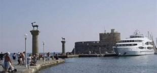 Греция задержала шедшее из Украины судно с нелегальным грузом оружия